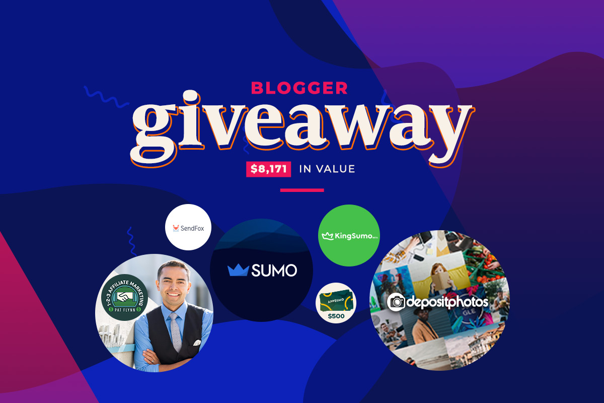 online contests, sweepstakes and giveaways - Blogger Giveaway of Sumo Proportions