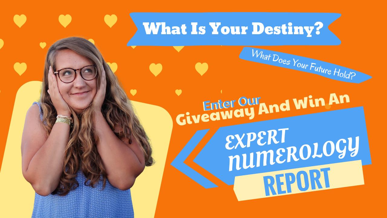 Win An Expert Numerologist Report!