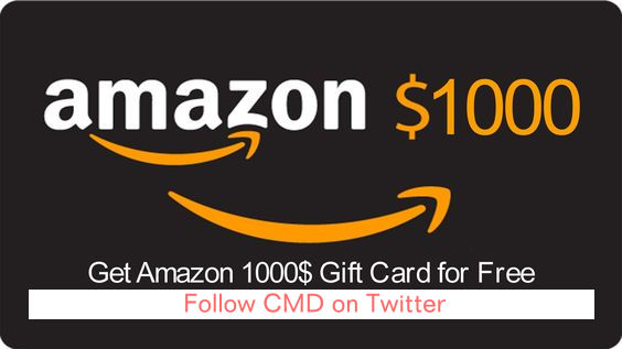 win 1 000 amazon e gift card with coinmarketdaddy. Black Bedroom Furniture Sets. Home Design Ideas