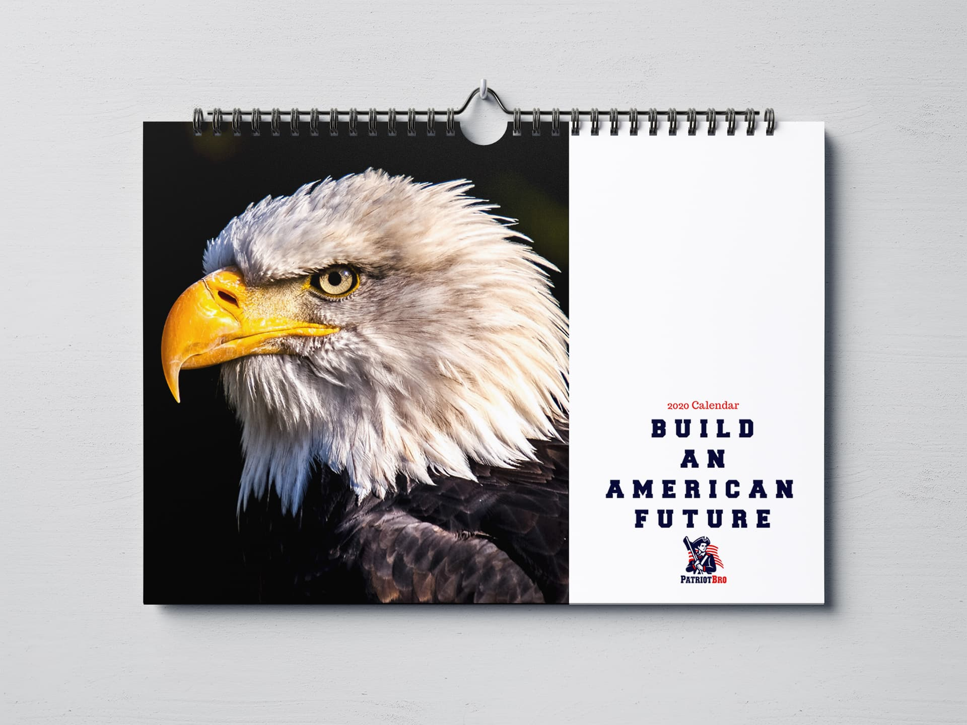 We're Giving Away The Most Patriotic Calendar Ever! Photos X History X 'merica!